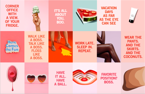 Boss Yourself Collage