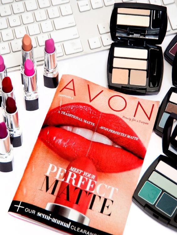 SELL AVON ON A BUDGET