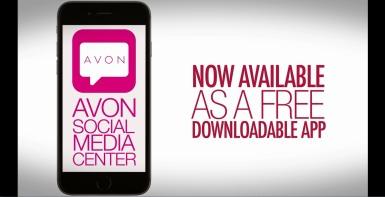 avon-social-media-center-app