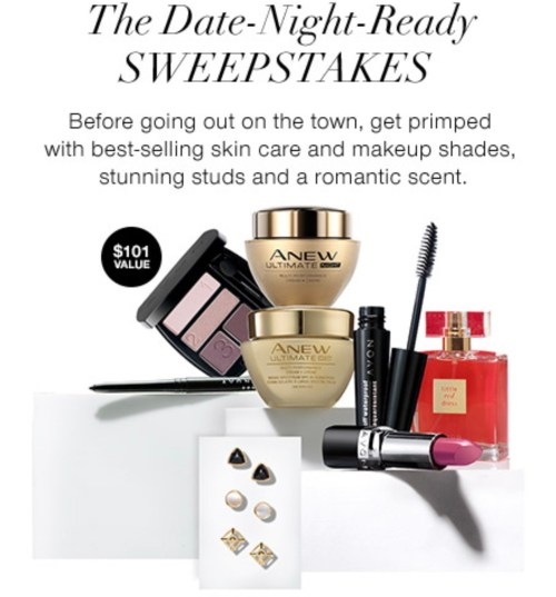 Date Night Ready Sweepstakes