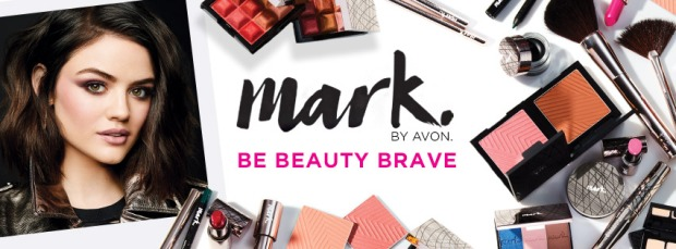 facebook cover image mark. beauty brave