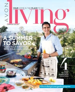 Avon Living A Summer to Savor