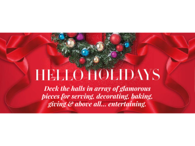 Avon Living Hello Holidays