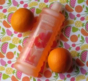 Image result for avon senses orange & honeysuckle bubble bath