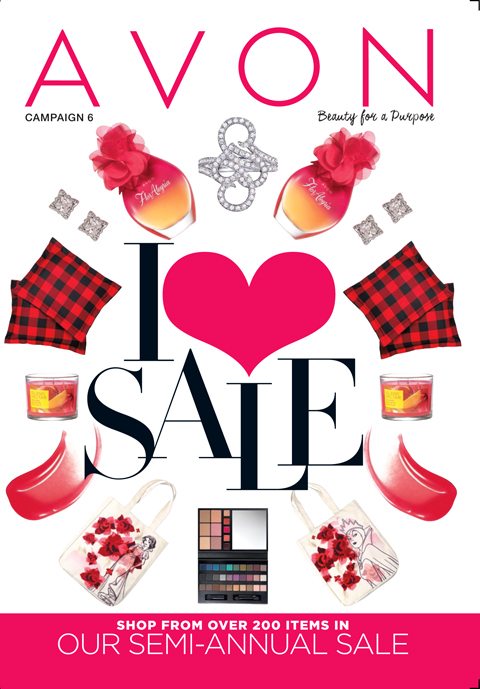 AVON SALES & DEALS: CAMPAIGN 6