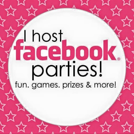 i-host-facebook-parties