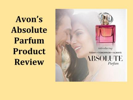 Product Review Absolute Parfum