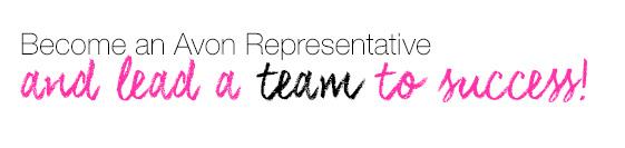 Become an Avon Representative & Lead a Team to Success
