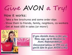 Give Avon a Try