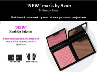 mark. by Avon Hook Up Palettes