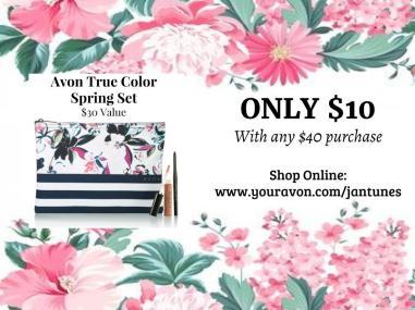 True Color Spring Set