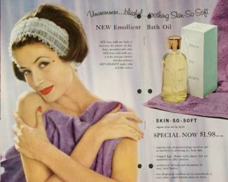 1960s skin so soft ad