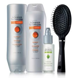 Advanced Techniques Frizz Control Collection
