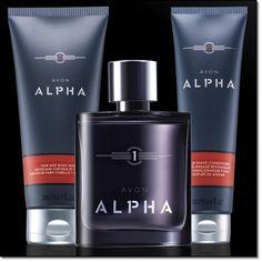 avon alpha trio