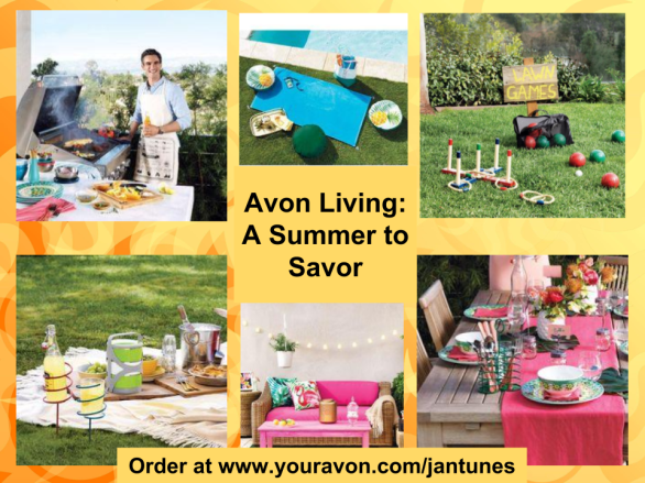 Avon Living A Summer to Savor