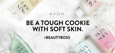 Be a Tough Cookie with Soft Skin