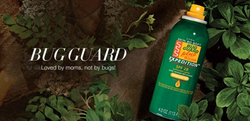 Bug Guard Loved by moms not by bugs
