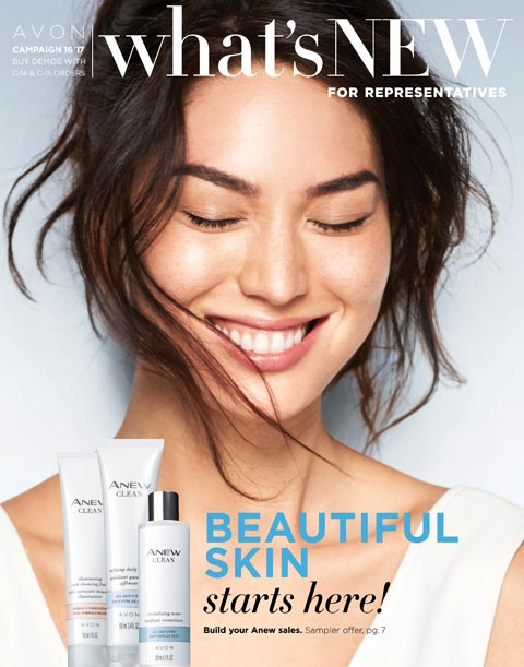 AVON CAMPAIGN 16: WHAT'S NEW