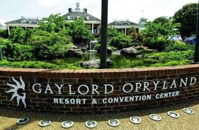 gaylord opryland & resort