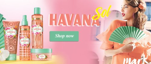 mark_havana_sol bath & body banner