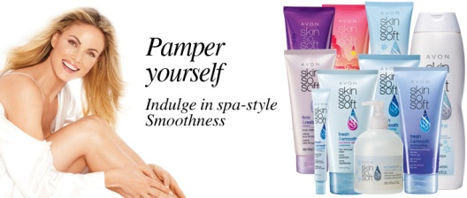 Skin So Soft Pamper Yourself