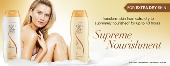 Skin So Soft Supreme Nourishment