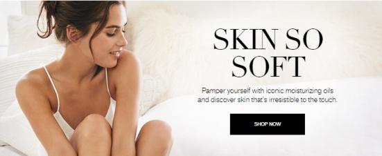 Avon Skin So Soft Banner