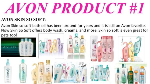 Avon #1 Product Skin So Soft