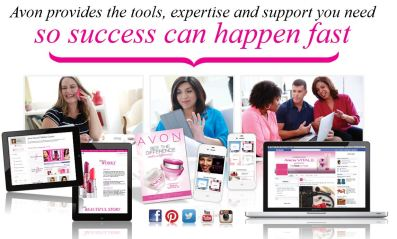 avon provides the tools for success fast