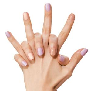 BB Nail Color on hand model