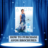 AVON TRAINING: HOW TO PURCHASE BROCHURES