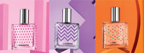 Avon Be Fragrance Collection