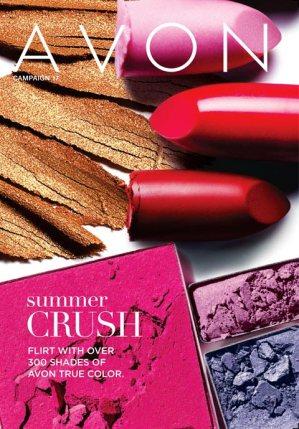 Avon Campaign 17 Brochure