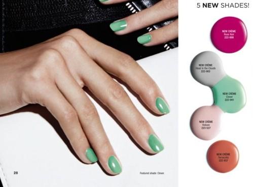Avon Gel Finish New Shades Campaign 17