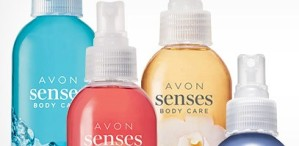 Avon Senses Body Spray Image