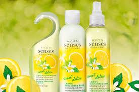 Avon Senses Lemon Blossom & Basil Collection.jpg