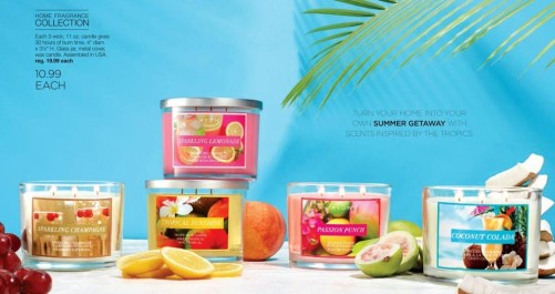 Home Fragrance Summer Getaway Campaign 17
