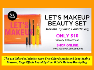 Let's Makeup Beauty Set