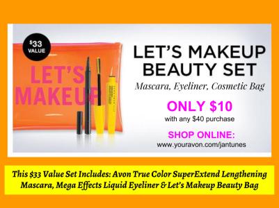 Let's Makeup Beauty Set