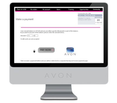 Pay Avon Image