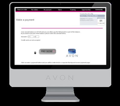 Pay Avon Image