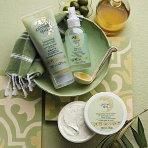 Planet Spa Heavenly Hydration 3 Piece Set