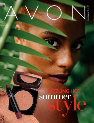 Sizzlin Hot Summer Style Sales Flyer Campaign 17-18