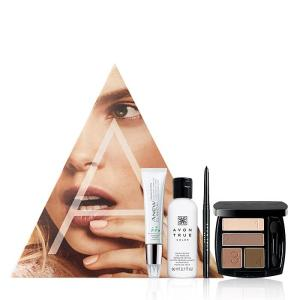 Avon Campaign 5 A Box Easy on the Eyes Collection