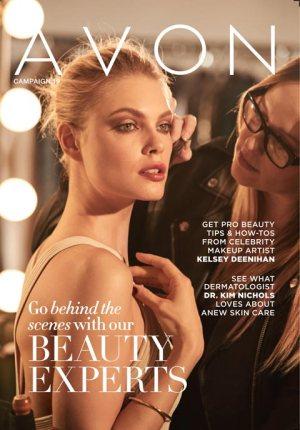Avon Campaign 19 Brochure