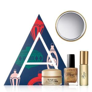 Avon Campaign 25 A Box Gilded Glamour Collection
