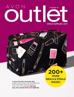 Avon Outlet Campaign 14