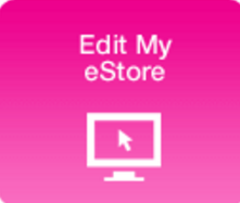 Edit My E-Store Icon
