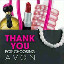 Thank You For Choosing Avon