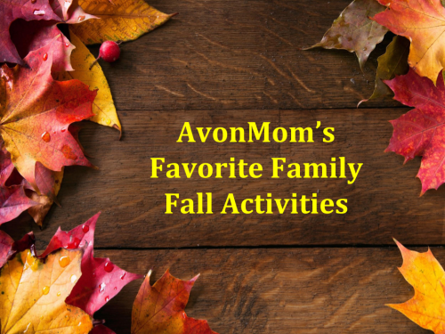 TITLE IMAGE Family Fall Activities